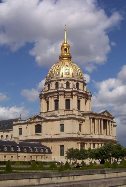 Hotel des Invalides - Paris - France