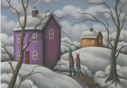 Paul Horton Snowbound