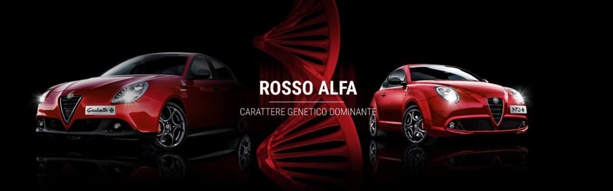 Rosso Alfa, quando il brand è anche un colore