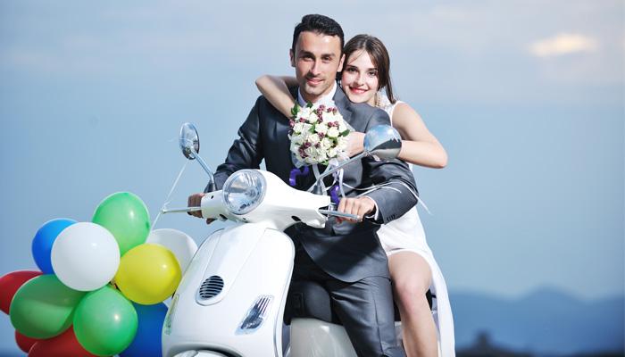 Las bodas de la generación millennial