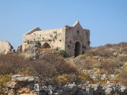 Castle Church, Gramvousa
