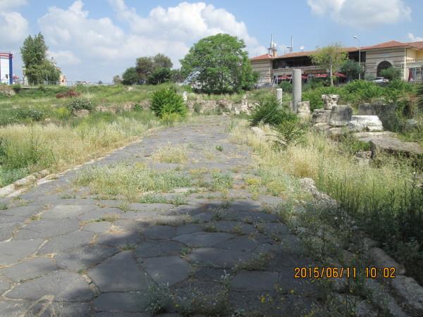 Roman Road, Tarsus