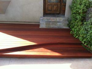 Carpenter Redondo Beach California Wood Patio and Deck