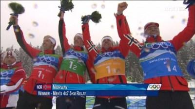 VM i skiskyting: Mix-stafett 03.03.11 - Vintersport - Diskusjon.no
