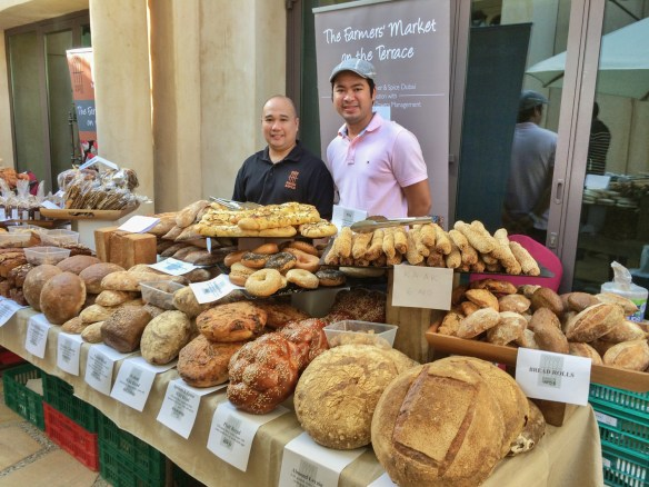 People from all over the world have come to Dubai to find work and opportunity, including these bakers from the Philippines.