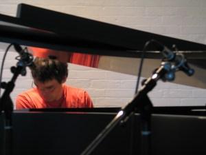 Prezi Piano Concert at Gallery 345 in Toronto in 2013