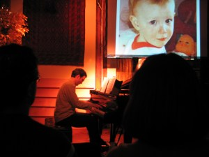 Prezi Piano Concert at Musideum in Toronto in 2013