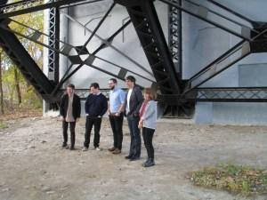 The Frank Horvat Band - Thom Gill, Bram Gielen, Evan Tighe, Frank Horvat, Felicity Williams