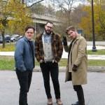 Bram Gielen, Evan Tighe, Thom Gill