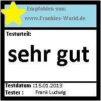 Frankies Testwelt - Testsiegel - Schwarzwaldmilch Freiburg