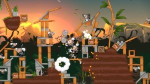 Angry Birds Trilogy Nintendo Wii Screenshot 3