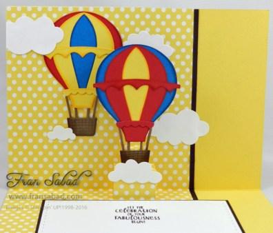 PIU Hot Air Balloon 02 detail