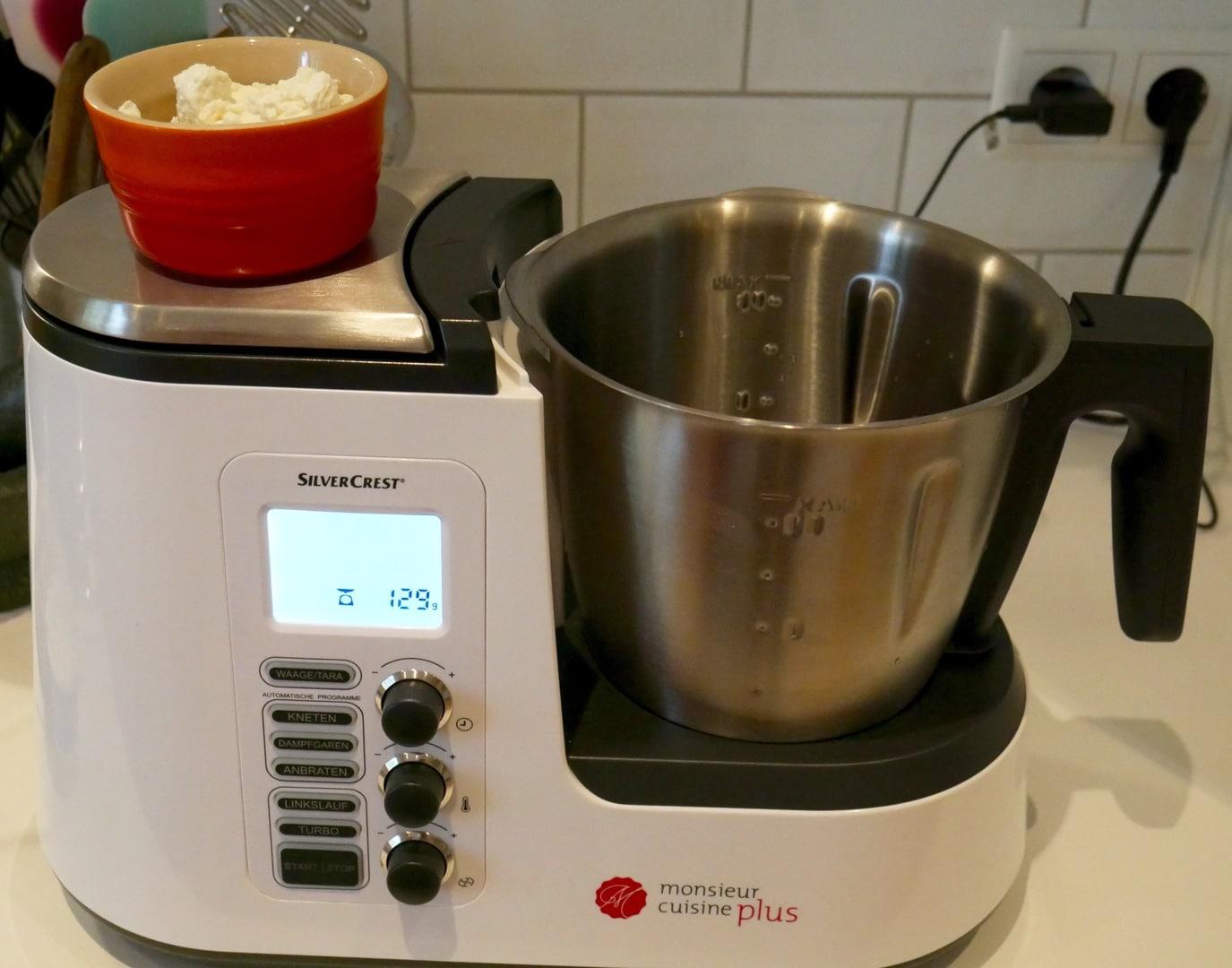 küchenmaschine kochbuch kochfunktion mit aldi
