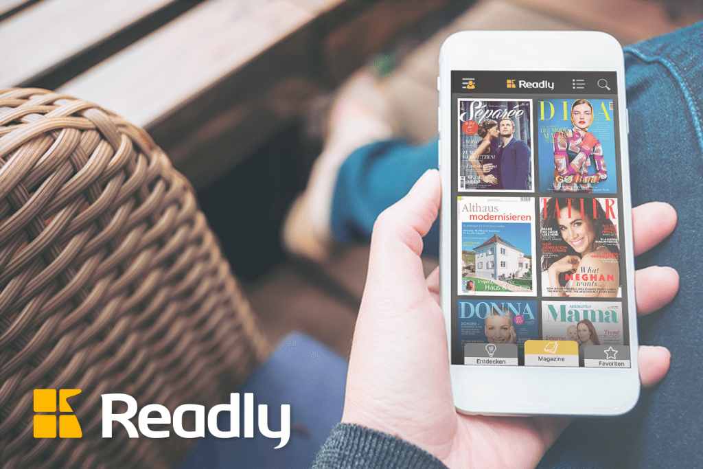 readly app