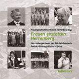 Cover des Buches Frauen gestalten Herrenberg, hg. v. der Frauengeschichtswerkstatt Herrenberg, 2014