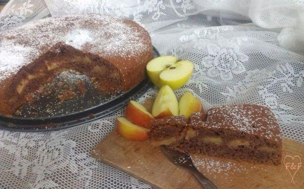Spanischer Apfelkuchen