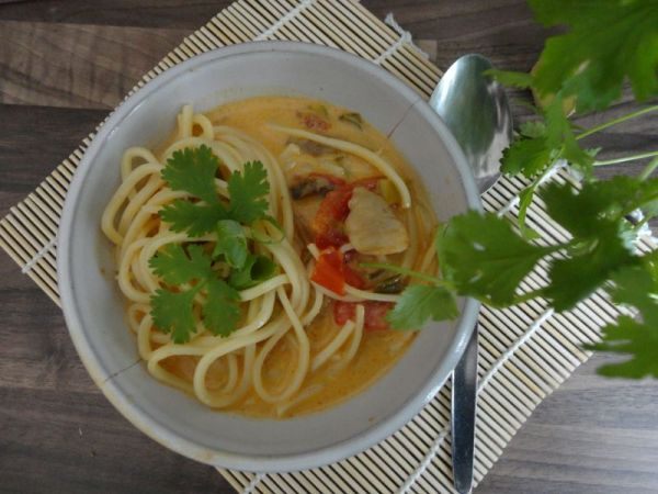 Thai-Kokos-Suppe