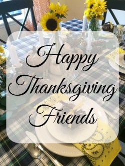 Small Of Happy Thanksgiving Friends