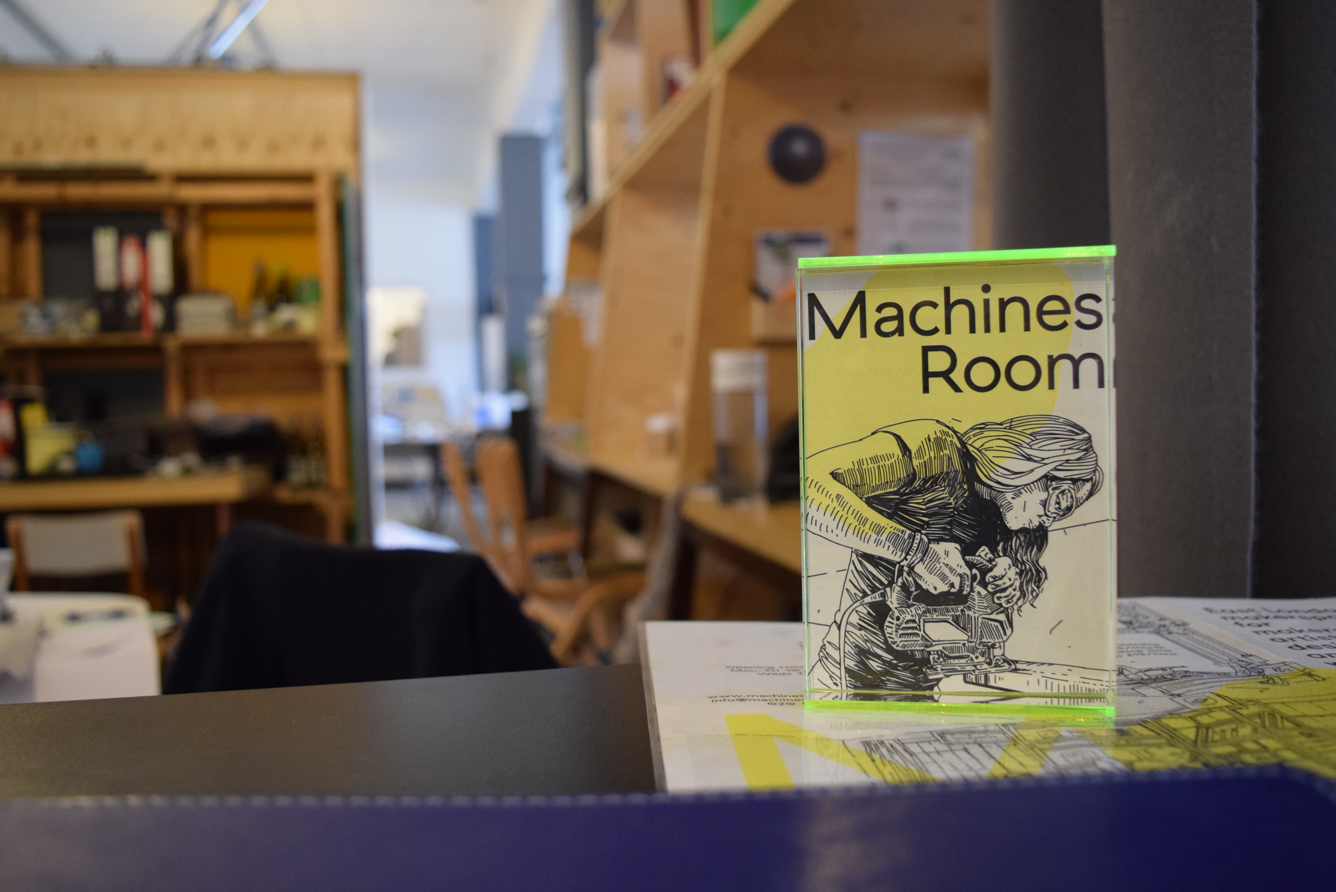 Meet: Machines Room