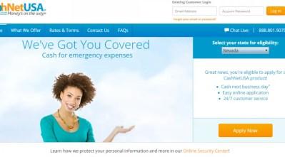 CashNetUSA Review: Payday Loan Service - Freakin' Reviews