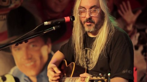J Mascis - Stage On Sixth 2011