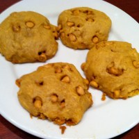 Cookie Friday: Pumpkin Butterscotch Cookies