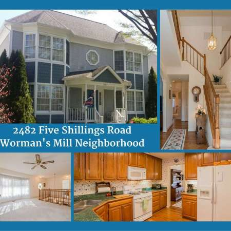2482 Five Shillings Rd Frederick MD 21701