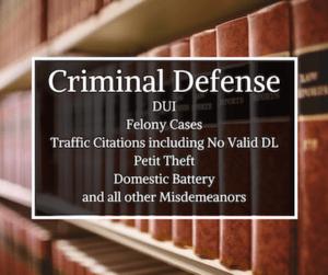 Call Upon A Seasoned Orlando Criminal Defense Attorney | 407-999-4957