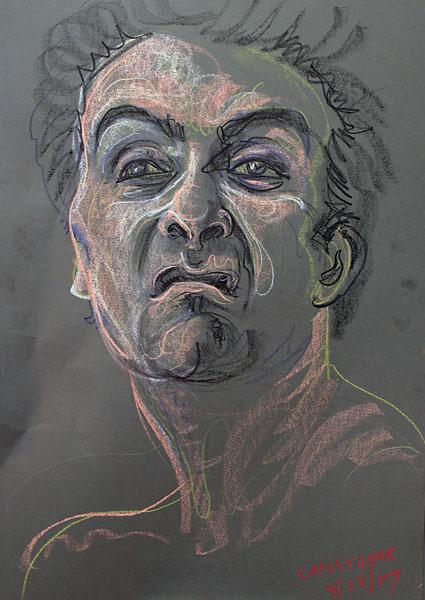 Sneer, 2007, by Fred Hatt