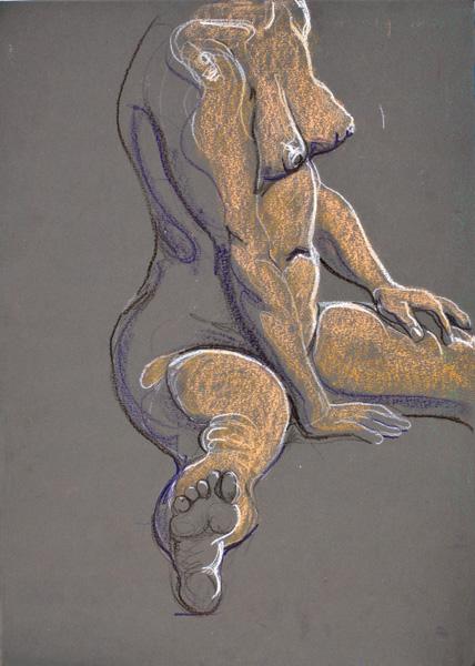 Hypotenuse, 2009, by Fred Hatt