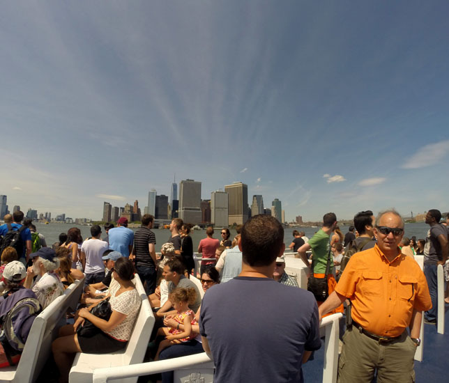 Ferry, 2014, photo by Fred Hatt