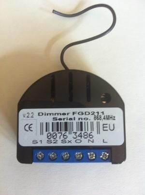 Dimmer FGD211