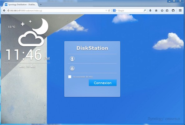 4-diskstation-login