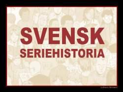 Svensk Seriehistoria (2016)