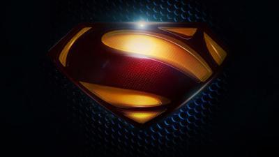 Dark Superman S Logo HD wallpaper