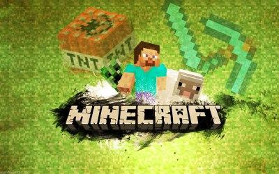 Minecraft Cool HD wallpaper