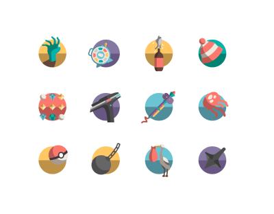 Fandom 150 Icons