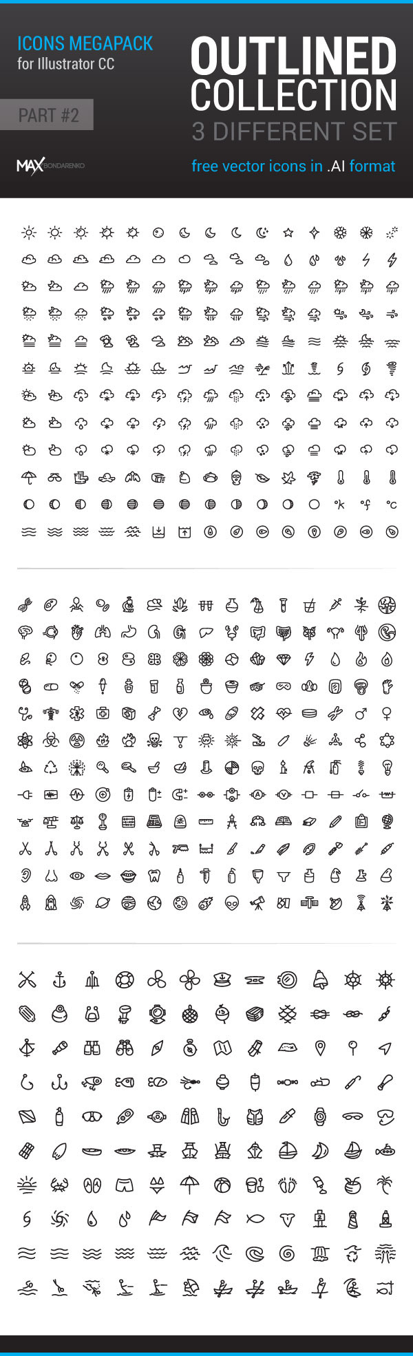 Free Icons Pack No.4