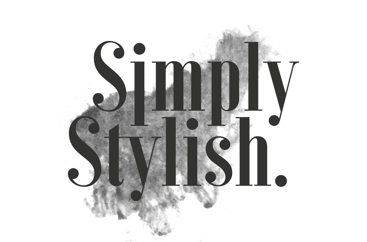 Voga Free Typeface