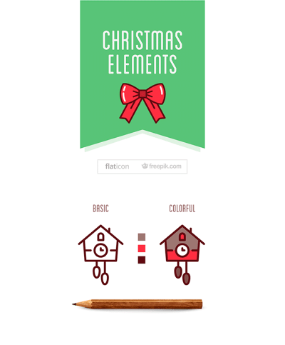 75+ Free Christmas Vector Icons