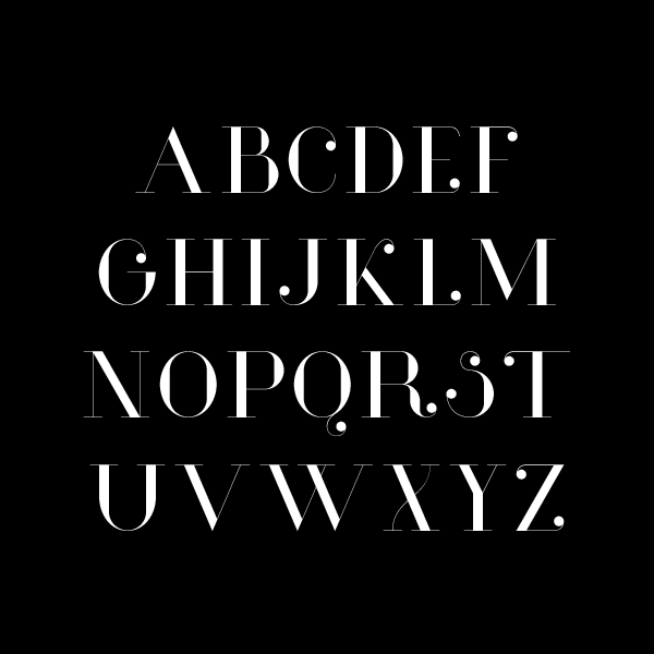 Glamor - Chic and Modern Free Type Family