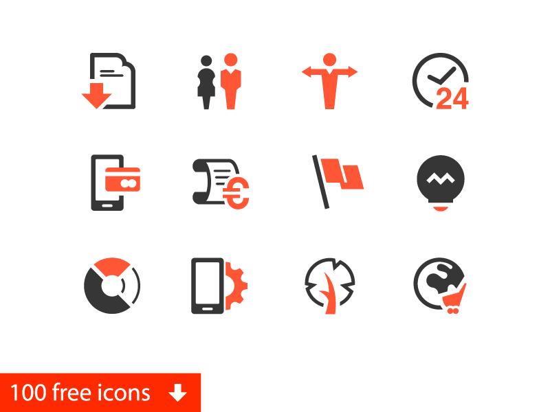 Free Icons Lyra Style