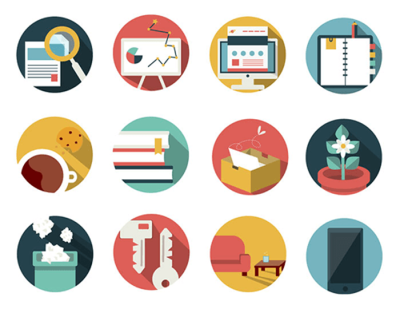 Freebie : Office and Business Icon Pack