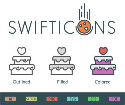 Freebie : Swifticons Icons Set