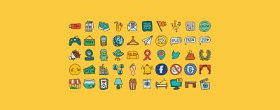 Free Doodle Icons