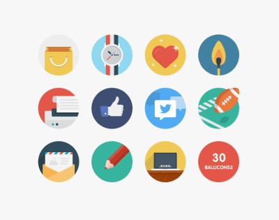 PixelBuddha Free Icons Bundle