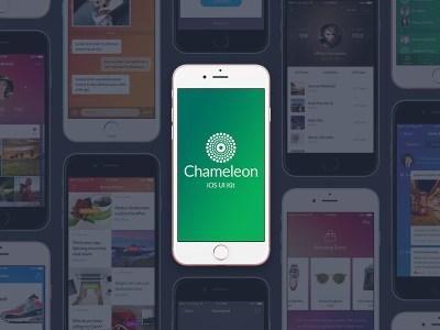 Free Chameleon UI Kit