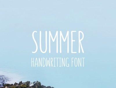 Summer Free Font