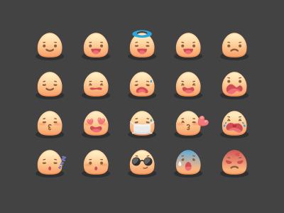 Free Mojicon – Free Smiley Icons