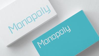 Monopoly – Free Font